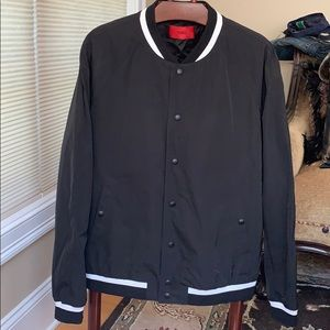 Hugo Boss men's varsity jacket XL NWOT